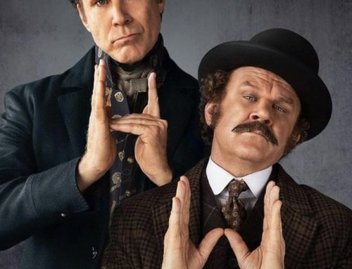 The first OFFICIAL trailer for Holmes and Watson is officially out!
